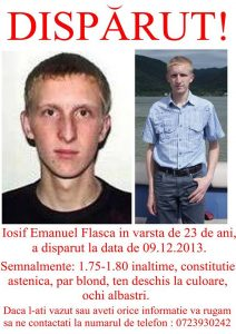 Iosif Emanuel Flasca RDA Detectivi Particulari