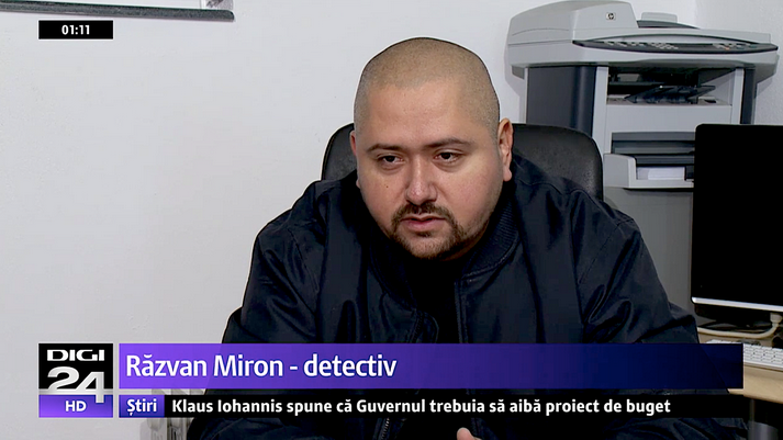 Razvan Miron detectiv particular
